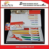 Kitchen Knives Tool Sets 7pcs