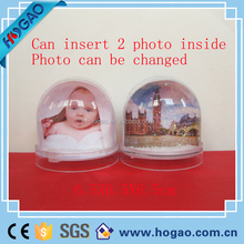 Religious Acrylic Water Globe Craft, Snow Balls Religious crafts