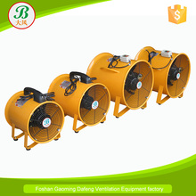 220V industrial portable exhaust and suction ventilation fan