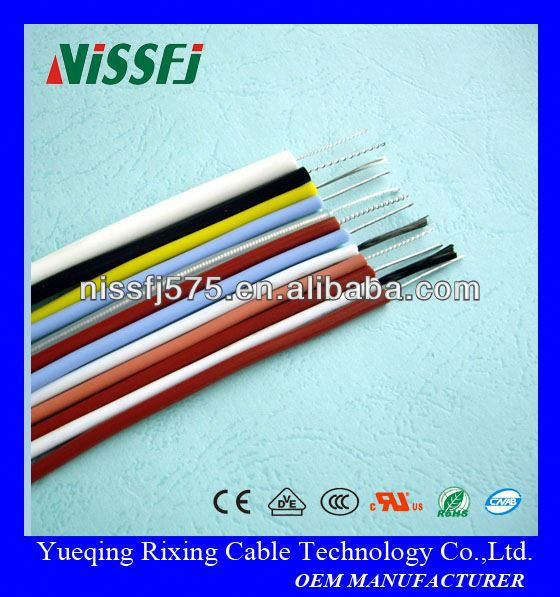 Chinese manufacturers Carbon fiber hair or Wire line heat stabilized cable tie