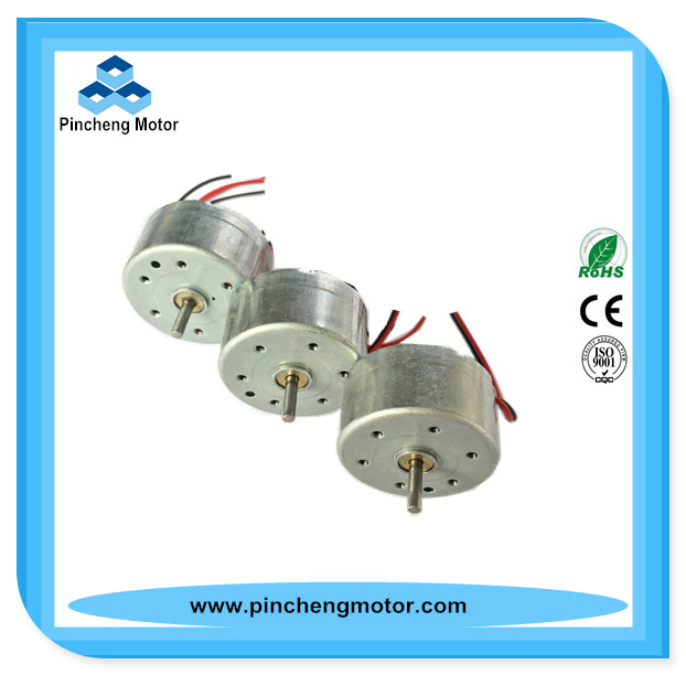 24V 390 brush dc motor for headrest adjuster