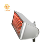 Wall mounting Supercharger industrial infrared electric radiator heater