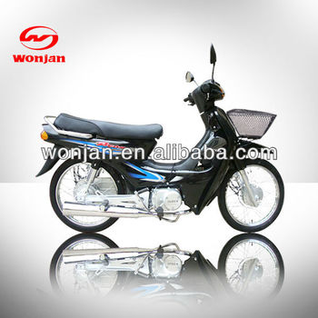 2013 4-stroke cheap price 110cc motorcycles (WJ110-6)