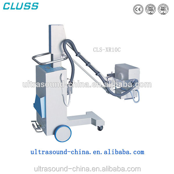 100 ma CLS-XR10C portable x ray machine price with CE