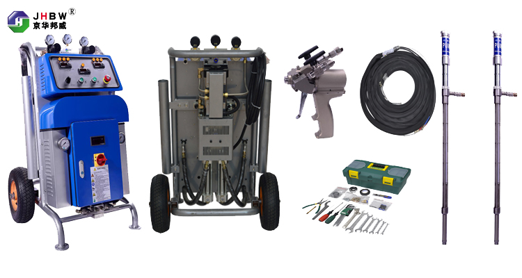 JHBW-A500 PU Foam Spraying Machine