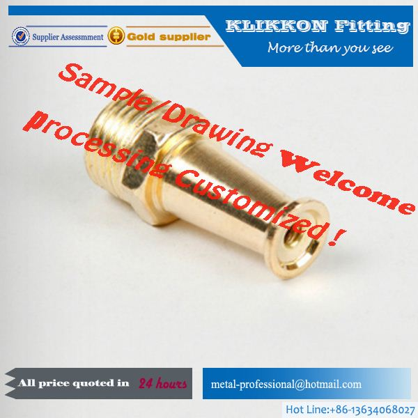 Brass Aluminum Industrial Parts Fabrication Services