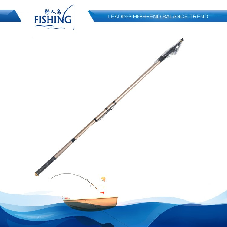 High Quality Telescopic Fishing Rod For Sea Fishing