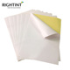 80Gsm A4 Size Self Adhesive Mirror Paper Sheet