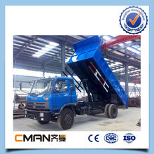 China high quality TKing brand light duty 3162ml 3 ton dump truck for sale
