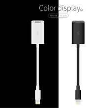 Headphone Audio & Charge Adapter Cable with Dual 8PIN Ports for iPhone 7/7/8 plus X and iOS 11 or Later