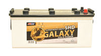 Car Batteries 690-760 GALAXY GOLD Super Heavy Duty Storage Batteries Made in EU