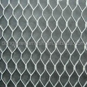 Diamond pattern expanded wire mesh/ expanded metal mesh