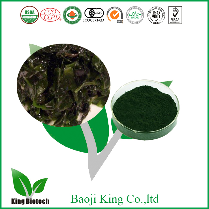 Supply Pure Natural Powder Spirulina