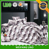 100% cotton best selling products 2014 home design bedding sets