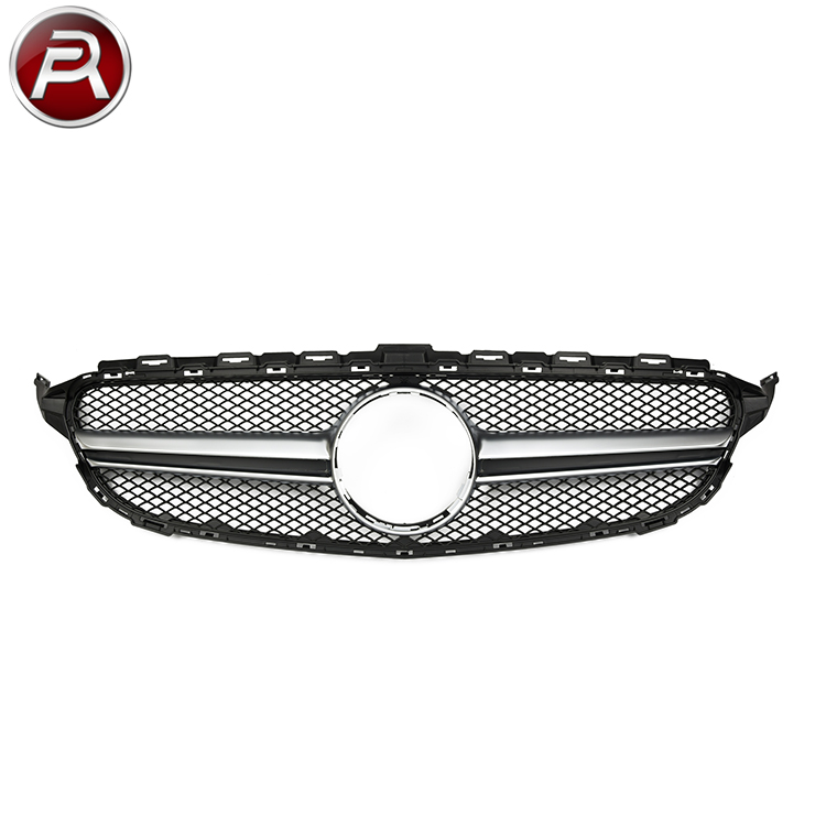 w205 mercedes vehicle grille body parts For Mercedes C class W205A 2014-ON