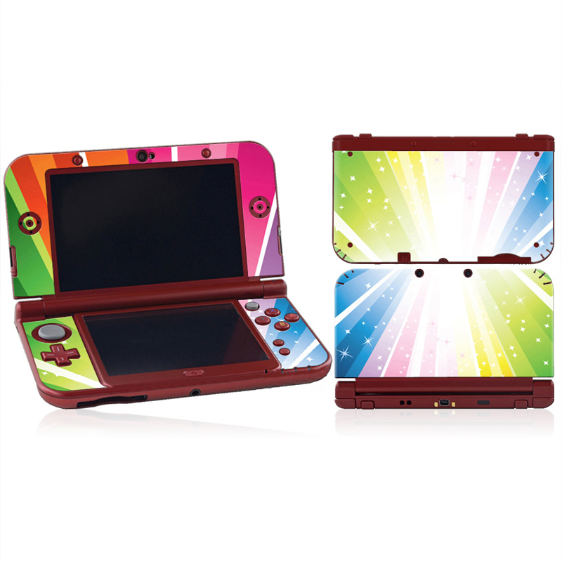 Wholesale best price high quality vinyl skin decal for NEW 3DS LL XL skins sticker