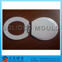 plastic bathroom moulding of toilet seat cover