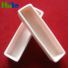 Super quality Special refractory Ceramic Crucible Combustion Boat