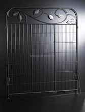 cheap decorative Metal garden fence lawn edging small fence wholesale