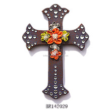 Christmas wall hanging wholesale wall crosses home decoration