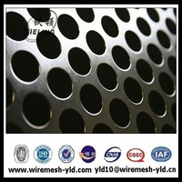 decorative punched stainless steel sheet metal