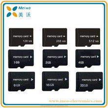 china electronics market custom logo printed class 10 4gb sd memory card