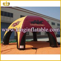 8mDia 6 legs Spider Inflatable Tent Price, Inflatable Party Air Dome Tent For Sale