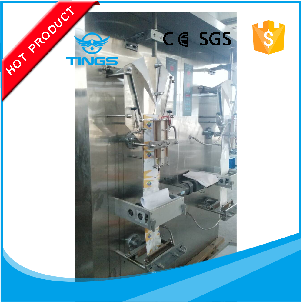 Tings Sachet Water Filling Machine filling Machinery new