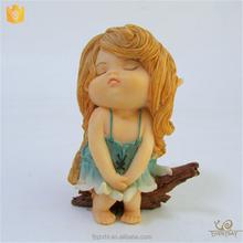 Home Garden Resin Craft Gift Ornament Statue Miniature Cheap Flying Fairy Figurines Wholesale