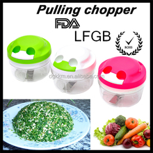 2017 hot selling multi-function swift chopper,master vegetable slicer,amazing food chopper AS SEEN ON TV from China
