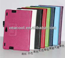 "Litchi Style Leather Case Cover Pouch for Amazon Kindle Fire HDX 8.9"" Stand Case"