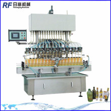 hot pour products filling machine