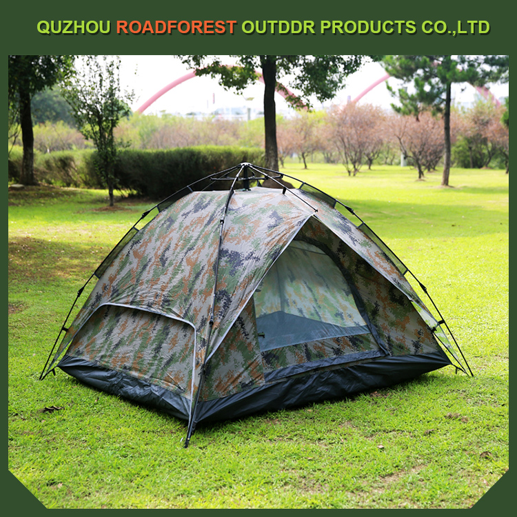 1 - 2 Person waterproof naked family camping tent