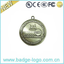 Good Quality Custom Sports Basketball Metal Medals