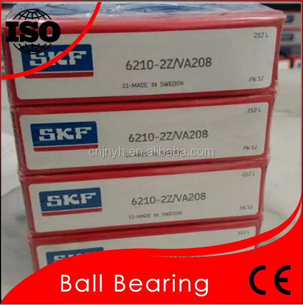 Export Low Price Original SKF Bearing 6210 Deep Groove Ball Bearing SKF