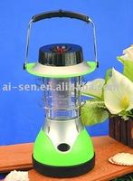 rechargeable/remote controlled/solar /LED camping lantern (CR-1073G/RPA)