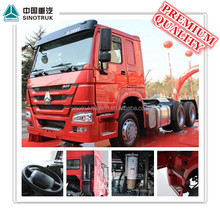 New Condition SINOTRUK HOWO 6x4 10 Wheeler Euro 4 Euro IV 310HP Tractor Truck Lead Truck Tractor for Sale