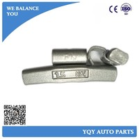 Fe Clip-On Wheel Balance Weights 5g-60g For Banlance