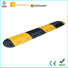 500*350*50mm factory rubber speed bump,road breaker