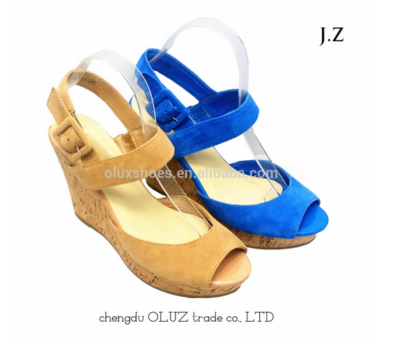 OS14 2017 Platform High Heel Sandals Party Prom Shoes