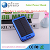 Universal portable Charger smart solar power bank 50000mah 10000mah 20000mah 100000mah
