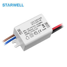 AT3U12-09 CE ROHS certificated Constant Voltage 12V led strip driver 3W 5W 7W 9W 12W 15W 18W 24W 30W 36W 42W 45W 60W 82W 120W