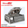 EDX3600H Metal Alloy spectrometer ( test powder, solid and liquid )