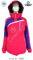 fashional snow snowboard jacket for women