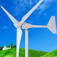 Chinese Factory supply 1kw 96v wind generator turbine