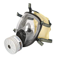 New Full Face Gas Mask With Single Filter Cartridge Military Gas Mask