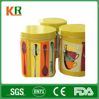 gift packing metal box tin container round can making machine line