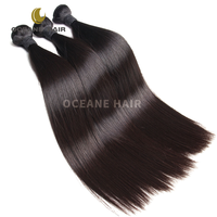 100 grams factory wholesale price hotsale alibaba express long straight black hair