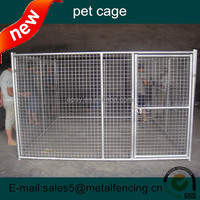 Kennel runs welded wire mesh panel for dog