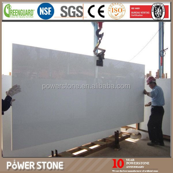 Cheap Super White Crystallized Stone Nano Glass